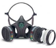 Moldex 898225 Pre-Assembled Reusable Half Mask 8000 Series ABEK1 &  P3 RD